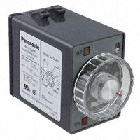 Panasonic Industrial Automation Sales - PMH-30M-AC120V - RELAY TIMER DPDT 7A 250V