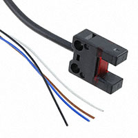 Panasonic Industrial Automation Sales - PM-U25-R - SENSOR SLOT NPN CABLE 3M