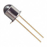 Panasonic Electronic Components - PNA1401L - NPN PHOTOTRANSISTOR 800NM TO-18