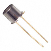 Panasonic Electronic Components - PNA1401LF - NPN PHOTOTRANS 800NM TO-18 FLAT