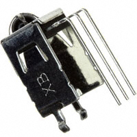 Panasonic Electronic Components - PNA4611M00XB - PHOTO IC INFRARED 36.7KHZ W/HLDR