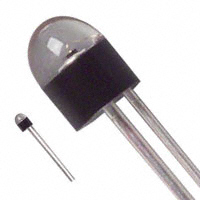 Panasonic Electronic Components - PNZ121S0R - TRANSISTOR PHOTO NPN 800NM T-1