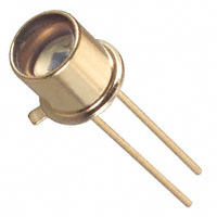 Panasonic Electronic Components - PNZ300F - PIN PHOTO DIODE 800NM 40DEG TO18