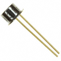 Panasonic Electronic Components - PNZ109L - NPN PHOTOTRANSISTOR 900NM TO-18