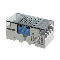 Panasonic Industrial Automation Sales - RT3S-24V - RELAY GEN PURPOSE 4PST 3A 24V