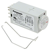 Panasonic Industrial Automation Sales - S1DX-A4C1S-AC120V - RELAY TIMER 4PDT 5A 120V