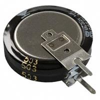 Panasonic Electronic Components - EEC-S5R5V105 - CAP 1F -20% +80% 5.5V T/H