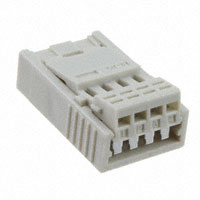 Panasonic Industrial Automation Sales - SL-CP1 - 4-PIN MALE CONNECTOR WHT 1=10PC