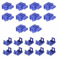 Panasonic Industrial Automation Sales - SL-JK1 - SCKT HOOK-UP CONN BLUE 0.5MM