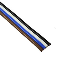 Panasonic Industrial Automation Sales - SL-RCM100 - 4-WIRE FLAT CBL 100M FOR S-LINK
