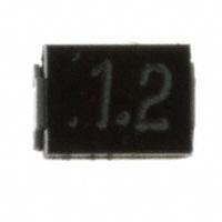 Panasonic Electronic Components - UNHS20300L - FUSE BOARD MOUNT 1.2A 50VAC/VDC