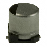 Panasonic Electronic Components - EEE-0JA101WR - CAP ALUM 100UF 20% 6.3V SMD