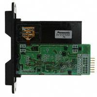 Panasonic - ATG - ZU-M2121S352 - CARD READER HALF INSERT W/BEZEL