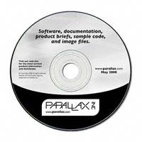 Parallax Inc. - 27000 - CD ROM PARALLAX