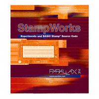 Parallax Inc. - 27220 - BOOK STAMPWORKS