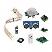 Parallax Inc. - 28028 - KIT SENSOR SAMPLER PACK