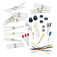 Parallax Inc. - 28128 - KIT BASIC ANALOG/DIGI PARTS ONLY