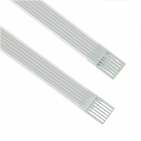 Parlex USA LLC - 050R6-152B - CABLE FFC 6POS 0.50MM 5.98""