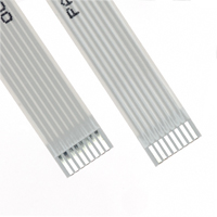 Parlex USA LLC - 050R8-152B - CABLE FFC 8POS 0.50MM 5.98""