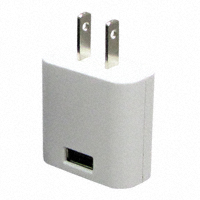 Phihong USA - PSM03A-050Q-3W-R - AC/DC WALL MOUNT ADAPTER 5V 3W