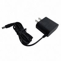 Phihong USA - PSM03A-090-R - AC/DC WALL MOUNT ADAPTER 9V 3W
