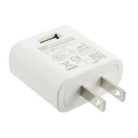 Phihong USA - PSA05A-050QL6W - AC/DC WALL MOUNT ADAPTER 5V 5W