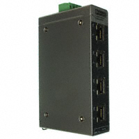 Phoenix Contact - 2891152 - CONN SOCKET RJ45 5PORT ETHERNET