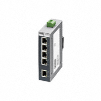 Phoenix Contact - 2891001 - ETHERNET SWITCH 5TP RJ45