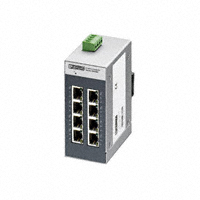 Phoenix Contact - 2891002 - ETHERNET SWITCH 8TP RJ45