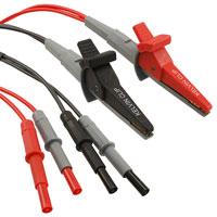 "Pomona Electronics - 6730 - TEST LEAD BANANA TO KELVIN 46.5"""