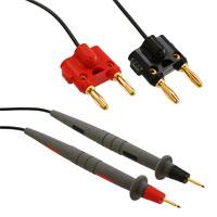 "Pomona Electronics - 6303 - TEST LEAD BANANA TO KELVIN 48"""