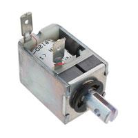 Pontiac Coil Inc. - G0402A - SOLENOID LATCH PULL INTER 12V