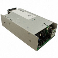 Bel Power Solutions - PFC375-4000F - AC/DC CONVERTER 5V 2X12V 5V 375W