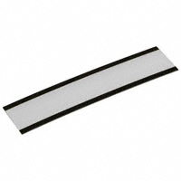 "PRD Plastics - 6203060 - LENS 3.6"" W/ 3.675X.622"" WINDOW"