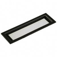 "PRD Plastics - 6303010 - BEZEL LOPRO 3.6"" W/CLEAR LENS"