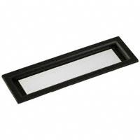 PRD Plastics - 6303020 - BEZEL LOPRO 3.6W/3.26X.732WIND
