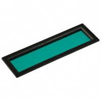 "PRD Plastics - 6303060 - BEZEL LOPRO 3.6"" W/GREEN LENS"