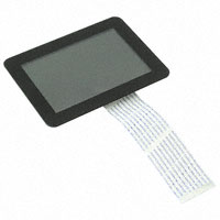 "Precision Design Associates, Inc - 90-00035-A0 - TOUCHSCREEN MOD 3.5"" TM3500"