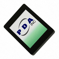 Precision Design Associates, Inc - 90-00003-A1 - 2.8TOUCHSCREEN MODULE-XMEGAA3BU