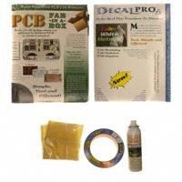 Pulsar - 50-1004 - PCB/DECAL PRO KIT COMBO