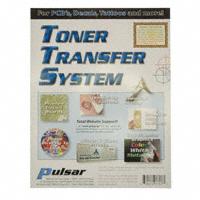 Pulsar - 50-1101 - PAPER TONER TRANSFER, 10 SHEETS