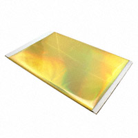 "Pulsar - 50-1238 - FOIL HOLOGRAPHIC GOLD TRF 8""X15'"
