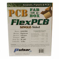 Pulsar - 50-1504 - FLEX .005 SNGL 2 PNL/PK 8X10