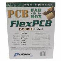 Pulsar - 50-1505 - FLEX .005 DBL 2 PNL/PK 8X10