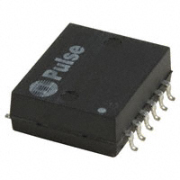 Pulse Electronics Network - H1112NLT - XFRMR MODULE 1PORT 1:1 10/100