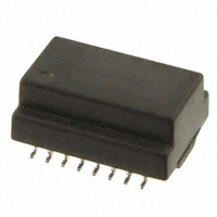 Pulse Electronics Network - H1260FNLT - XFRMR MODULE 1PORT 1:1 10/100