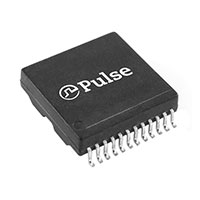 Pulse Electronics Network - H1270NLT - XFRMR MODULE 2PORT 1:1 10/100