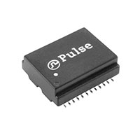 Pulse Electronics Network - H6096FNLT - GIGABIT POE+ TRANSFORMER/CMC MOD