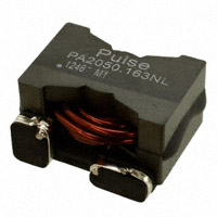 Pulse Electronics Power - PA2050.163NL - FIXED IND 16UH 9.9A 9.1 MOHM SMD
