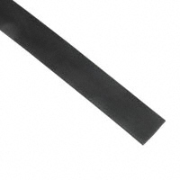"Qualtek - Q2-F3X-3/8-01-MS100FT - HEATSHRINK POLY 3/8"" BLK 100'"